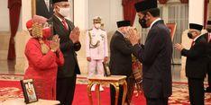 Presiden Jokowi Anugerahi Gelar Pahlawan Nasional Kepada 6 Tokoh Ini