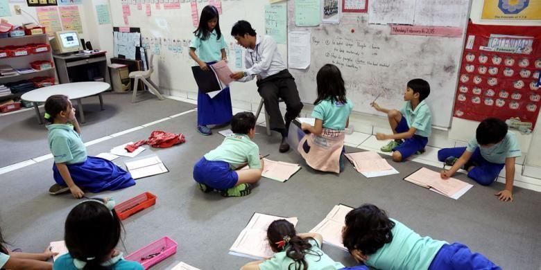 Sebutkan 7 Persamaan Pendidikan Di Sekolah Dan Pendidikan ...