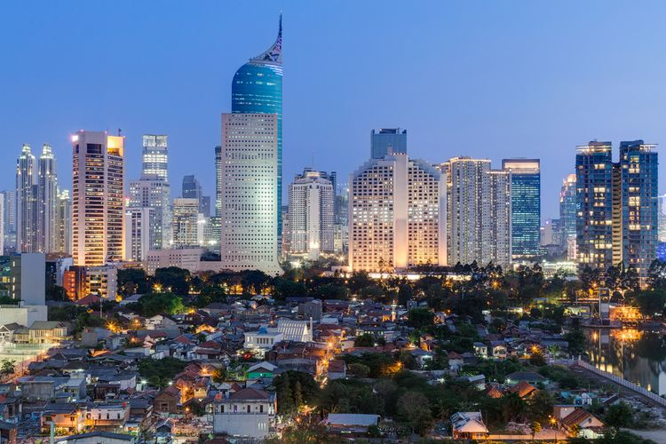 Ibu kota Indonesia, Jakarta