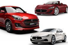 Suzuki Swift Terbaru Mirip Maserati?