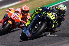 Detik-detik Valentino Rossi Gagal Finish di GP Jepang 2019