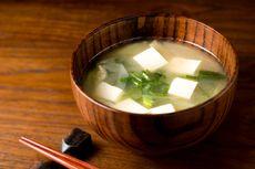 Resep Miso Soup Tahu Bayam, Sajikan Saat Cuaca Dingin