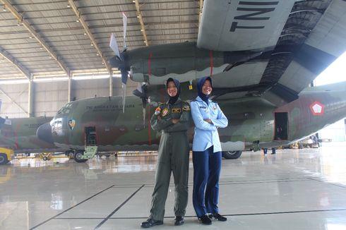 Kisah 2 Srikandi TNI AU Taklukkan Pesawat Militer: Mega Takut Gagal