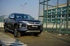 Mitsubishi New Triton Ultimate, Kabin Ganda Varian Teratas