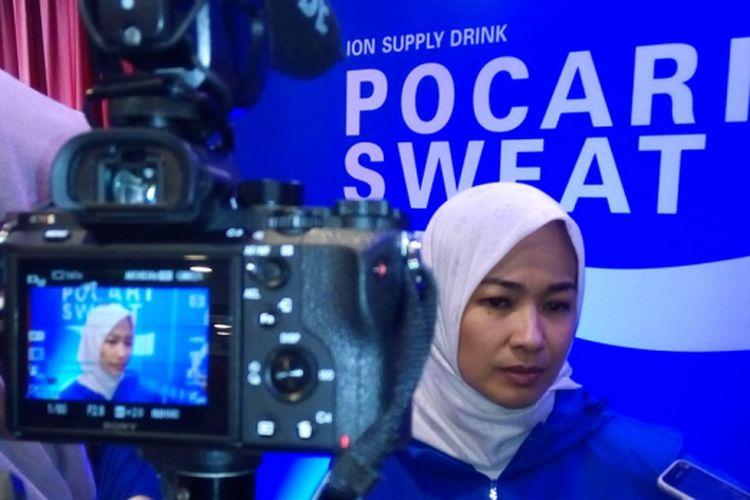 Artis Alya Rohali, salah satu selebritas peserta Pocari Sweat Born To Sweat Runners 2019 selain Zee Zee Shahab, Soraya Larasati, dan Sahila Hisyam. Alya yang punya pengalaman mengikuti Tokyo Marathon 2016 dan Chicago Marathon 2018 akan mengikuti Tokyo Marathon pada 3 Maret 2019.