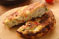 Resep Telur Dadar Isi Daging Cincang, Lauk untuk Sahur Hari Pertama
