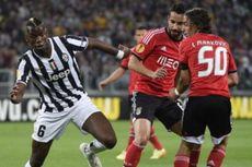 Tahan Juventus, Benfica Akan Kembali ke Turin