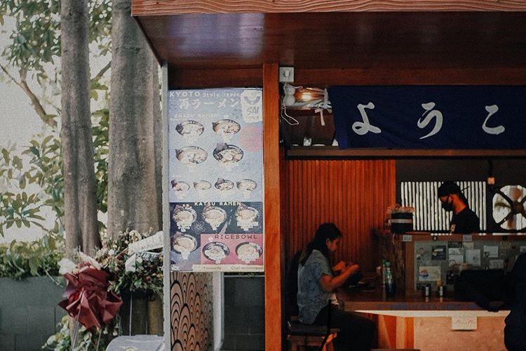 Ramen bar di Sai Rmen