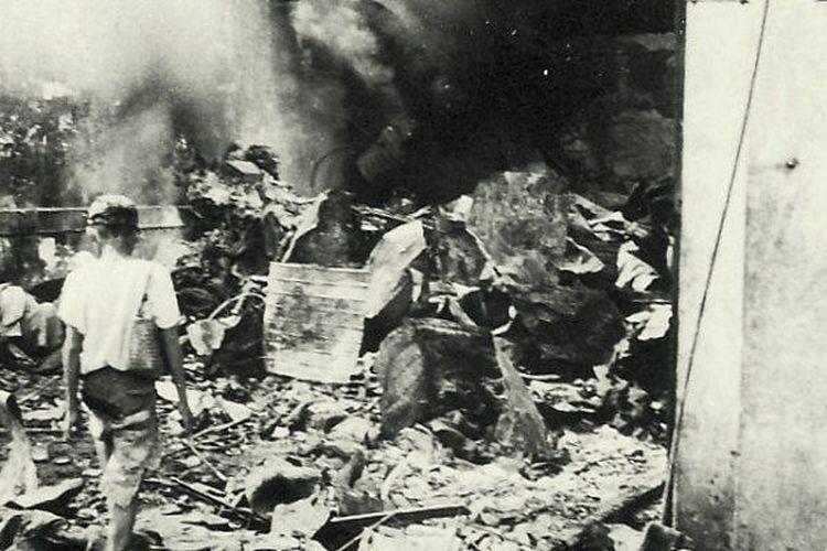 Pertempuran Lima Hari Palembang