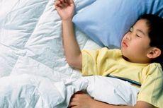 Anak yang Tidur Larut Malam Beresiko Obesitas