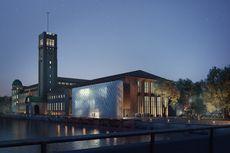 Lagi, Teknologi Cetak 3D Diterapkan pada Bangunan Museum