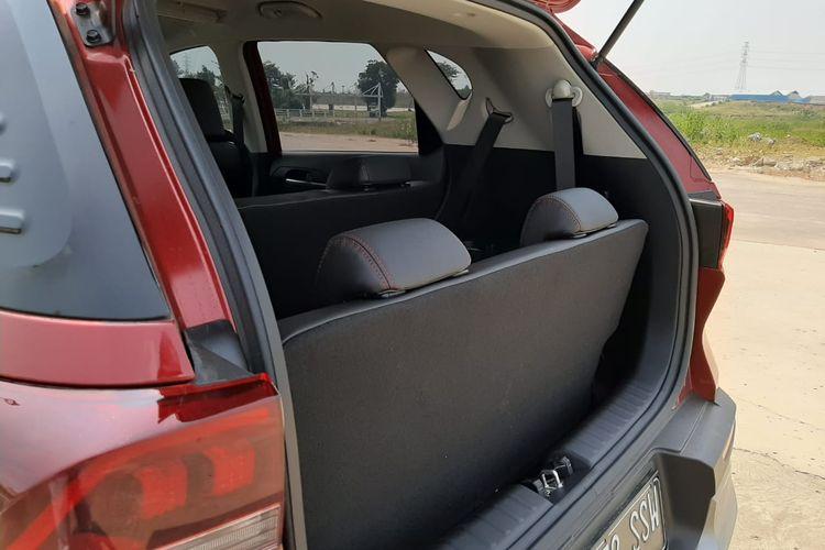 Kapasitas bagasi Kia Sonet 7-Seater