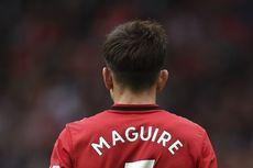 Solskjaer Siapkan Maguire Jadi Kapten Jangka Panjang Man United