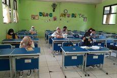 Kapasitas Sekolah Tatap Muka di Kota Bekasi Masih Dibatasi