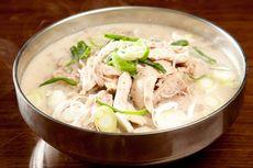 Resep Dak Kalguksu, Mi Potong dengan Kaldu Ayam ala Korea