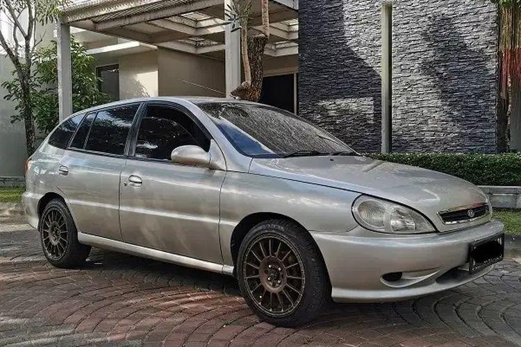 Kia Rio LS jadi salah satu estate murah di pasar mobil bekas