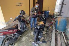 Polisi Selidiki Teror Pembakaran Tiga Motor di Balikpapan