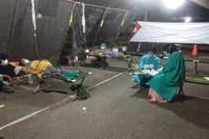 Ruangan RSUD Penuh, Pasien Covid-19 Terpaksa Dirawat di Tenda Darurat