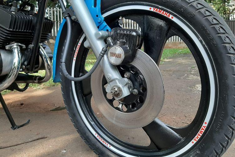 Yamaha RX 125 Twin