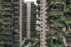 Ketika 'Hutan Vertikal' di Kompleks Hunian di China Berubah Jadi Sarang Nyamuk