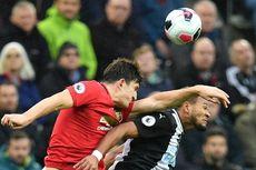 Newcastle vs Man United, Tumbang, Setan Merah Ciptakan Sejarah Baru