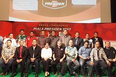 Ini Hasil Undian Piala Presiden 2017