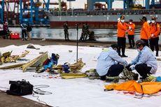KNKT Ungkap Sulitnya Mencari Kotak Hitam CVR Sriwijaya Air SJ 182
