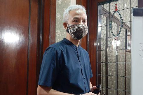 Ganjar Akan Berlakukan PKM di Semarang Raya