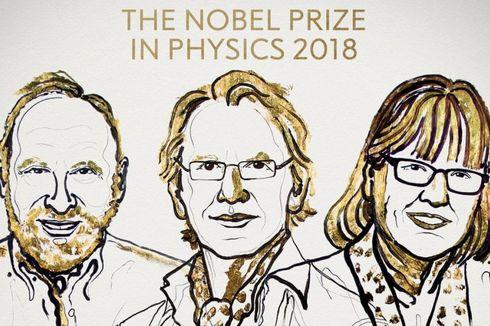 Bermain Cahaya, 3 Ilmuwan Menangkan Penghargaan Nobel Fisika 2018