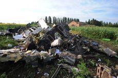 Rusia Diduga Telepon Pemberontak Ukraina yang Jatuhkan Pesawat Malaysia Airlines MH17