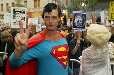 Superman Jalanan Meninggal, Belum Diketahui Penyebabnya