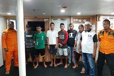 5 Warga yang Hilang Bersama Longboat Ditemukan Selamat