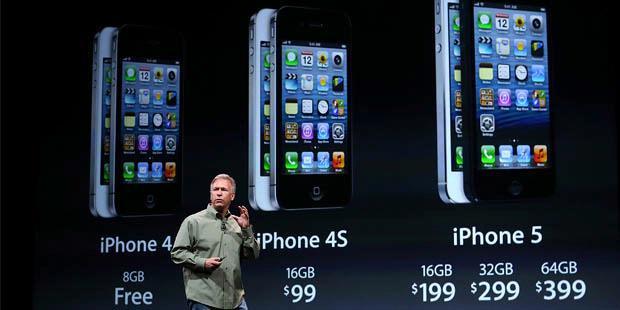 Ini Dia Harga Resmi iPhone 5 - Kompas.com bdb65d7ac0