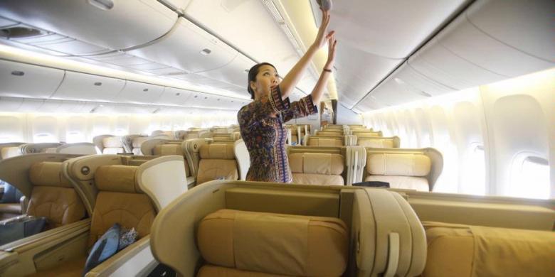 Singapore Airlines Tambah Penerbangan Ke Jakarta Dan Bali