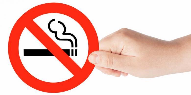 Di Tempat Ini Pelanggaran Kawasan Dilarang Merokok Paling Banyak
