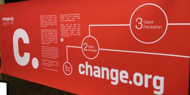 Change Org Media Sosial Untuk Perubahan Sosial Halaman All Kompas Com