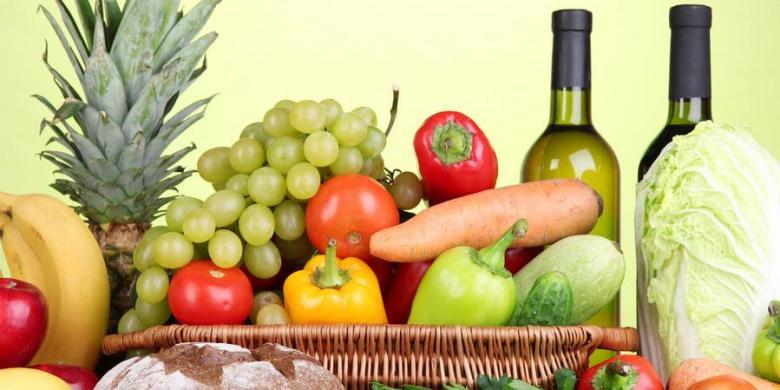 Contoh Pola Makan Sehat Untuk Penderita Hipertensi Kompascom