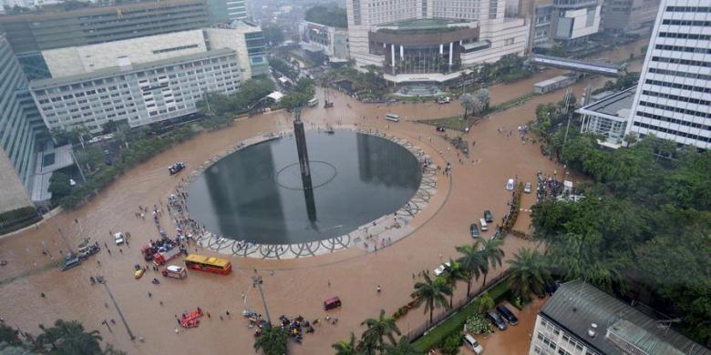 Berita Bencana Alam Banjir Di Jakarta