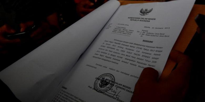 22 Kepala Daerah Ajukan Cuti Kampanye Tak Ada Nama Jokowi