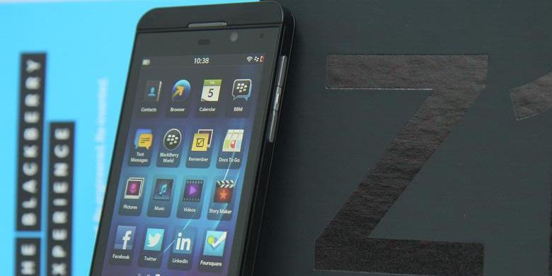 BlackBerry Tidak Mau Jamin Keamanan APK Android