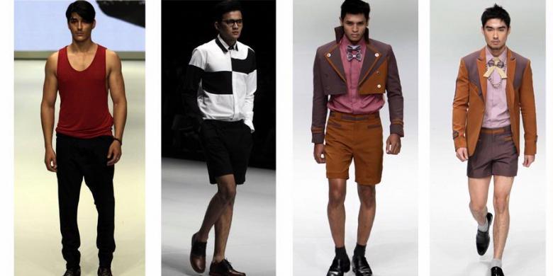 Rahasia Pakaian Yang Disukai Pria
