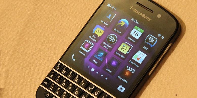 Cara Install Aplikasi Android di BlackBerry