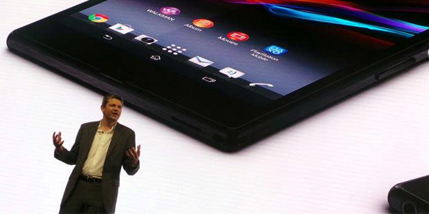 Sony Rilis Xperia Z Ultra, Android 6,4 Inci Anti-Air
