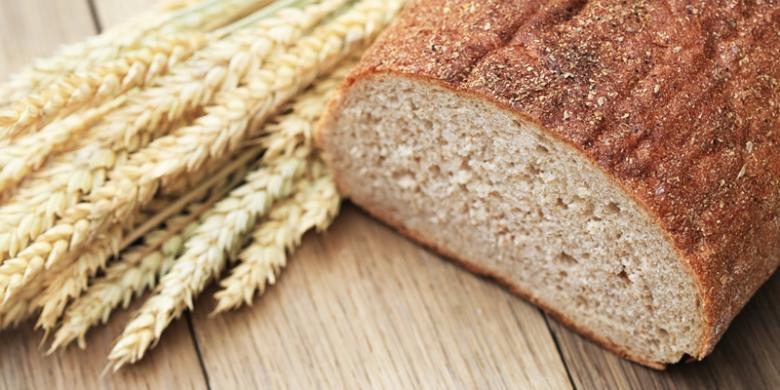 Hasil gambar untuk rye bread roti gandum