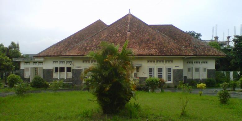 Com Y Wijaya Kusuma Rumah Di Jalan Patangpuluhan 22 Wirobrajan Yogyakarta Pernah Menjadi Tempat Mbunyian Bung Karno