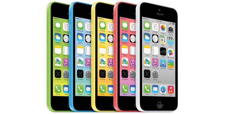 Terungkap, Kapasitas Baterai iPhone 5S dan 5C
