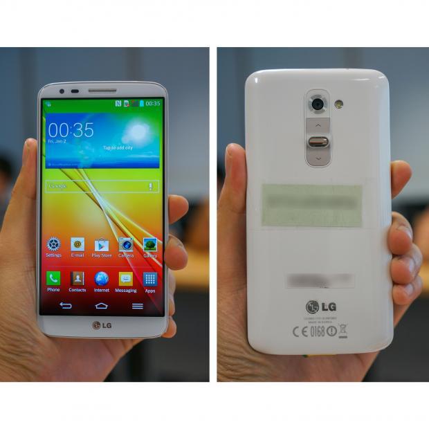 Kesan Pertama Menjajal G2 Android Jagoan Lg Halaman All Kompas Com
