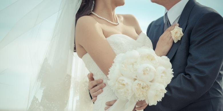 ketakutan pengantin baru menghadapi malam pertama kompas com