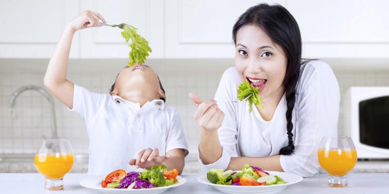 7 Kebiasaan yang Sering Kita Lakukan Ini Ternyata Berbahaya, Salah Satunya Terlalu Banyak Makan Sayuran