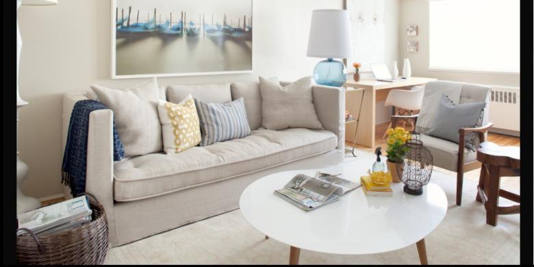 Memilih Warna Warna Sofa Yang Aman